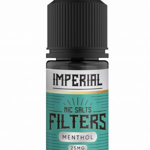 Imperial- Filters Menthol 25mg 30ml