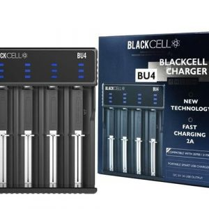 Battery Charger BU4 Blackcell