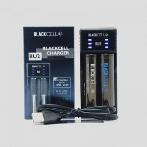 Battery Charger BU2 Blackcell