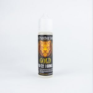 The Panther Series- Gold 60ml