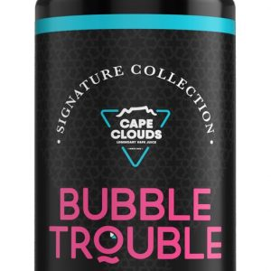 Cape Clouds- Bubble Trouble Extra Ice 120ml
